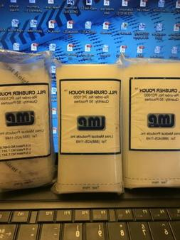 150 Medline Silent Knight Pill Crusher Pouches Bags PC1000 ~