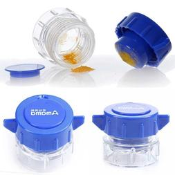 1x Useful Pill Pulverizer Tablet Grinder Medicine Cutter Cru