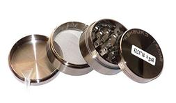 "2.25"" SMART CRUSHER Quality Tobacco Herb Grinder"