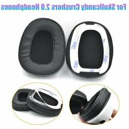 2*Replacements Ear Pads Cushion For Skullcandy Skull Crusher
