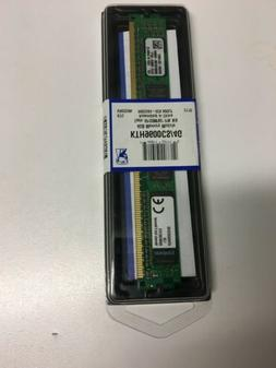 Kingston 4GB 1Rx8 PC3-12800 DDR3-1600MHz Desktop Memory RAM