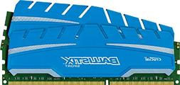 Ballistix Sport XT 8GB Kit 4GBx2 DDR3 1600 MT/s PC3-12800 CL