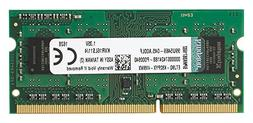 Kingston Technology 4GB 1600MHz DDR3L PC3-12800 1.35V Non-EC