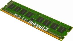 Kingston ValueRAM 4GB 1600MHz DDR3 Non - ECC CL11 DIMM SR x8