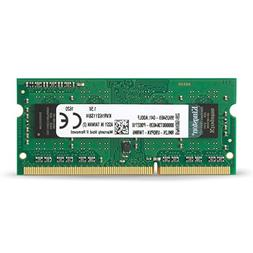 Kingston ValueRAM 4GB 1600MHz PC3-12800 DDR3 Non-ECC CL11 SO