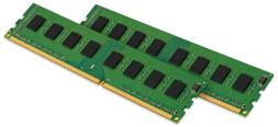 Kingston ValueRAM 4GB Kit  800MHz PC2-6400 DDR2 CL6 DIMM Des