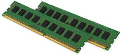 Kingston ValueRAM 8GB Kit  1333MHz DDR3 Non - ECC CL9 DIMM S