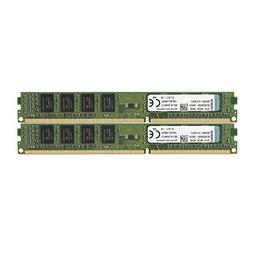 Kingston ValueRAM 8GB Kit  1600MHz DDR3 Non - ECC CL11 DIMM