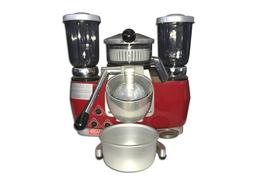 Amore 3 in 1 Juicer, Ice Crusher, and Blender