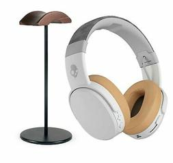 crusher gray tan bt headphones w divvi