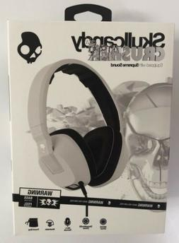 Skullcandy Crusher Headphones with Dual Driver Amplifier in