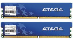 ADATA DDR2 800Mhz 4GB Kit 2 x 2GB CL5 Desktop Memory with He
