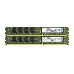 Kingston 8GB 1333MHz DDR3 Non-ECC CL9 DIMM SR x8  - 8 GB  -