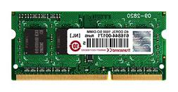 Transcend 4GB DDR3L 1600 SO-DIMM CL11 1Rx8 - 4 GB  - DDR3 SD