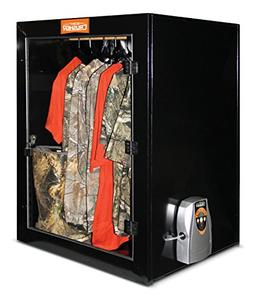 Scent Crusher Deluxe Metal Closet With Ozone Generator