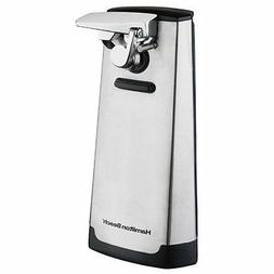 Electric Can Opener Knife Sharpener Extra Tall Design Stainl