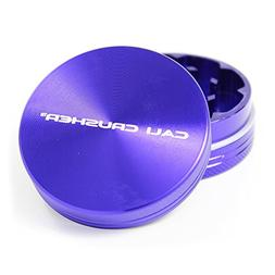 Cali Crusher® 2 Piece Hard Top Herb Grinder- Purple