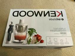 Kenwood HB716IC TriBlade Hand Blender with Ice Crushing Func