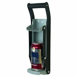 Heavy Duty Aluminum Can Crusher / Bottle Opener, up to 16OZ