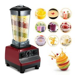 Heavy Duty High Speed Blender Mixer Ice Crusher Juicer Juice