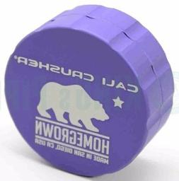 Cali Crusher - Homegrown 2 Piece Herb Grinder - 2.35'' Stand