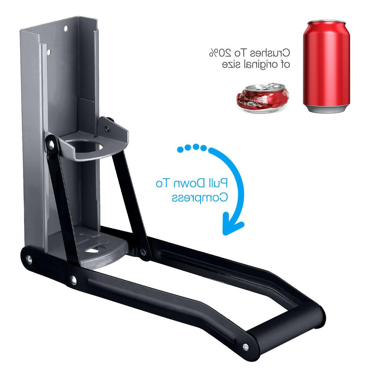 16 oz 12oz oz Aluminum Can Wall Mount Recycling Opener