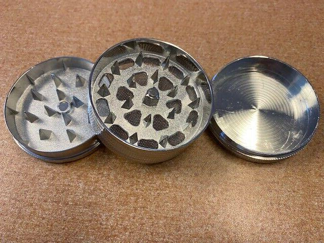 "2"" 50mm Large US$ Grinder Herb Spice"