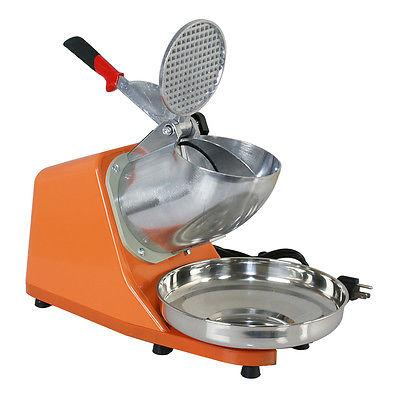 300W Electric Machine Shaved Snow Cone Maker 143 lbs New