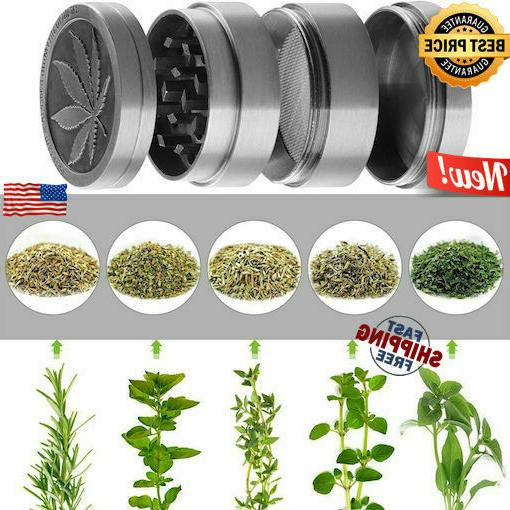 Tobacco Herb Spice Herbal 4 Piece 2""