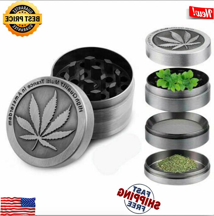 4 Piece Spice Tobacco Smoke Alloy