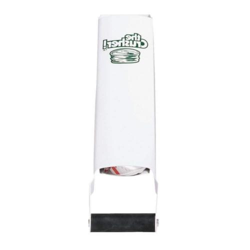 The Crusher Pacific Precision Aluminum Can Compactor, White