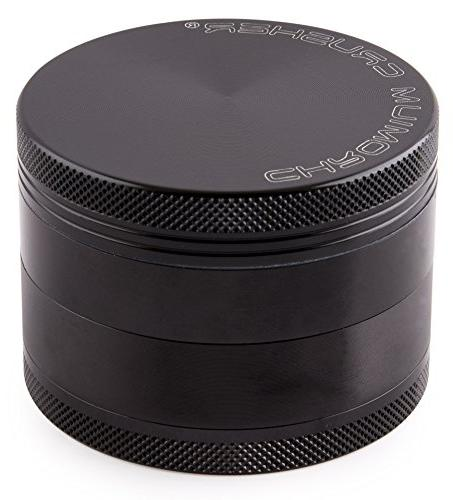 Chromium Crusher 4 Piece Herb Grinder -