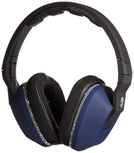 Skullcandy Crusher Headphones - Blue/gray