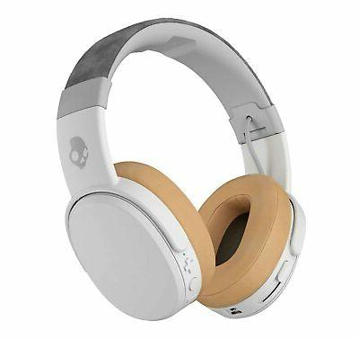 Skullcandy Gray/Tan Headphones w/divvi! Stand