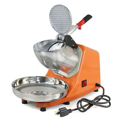 300W Electric Machine Shaved Snow Cone Maker