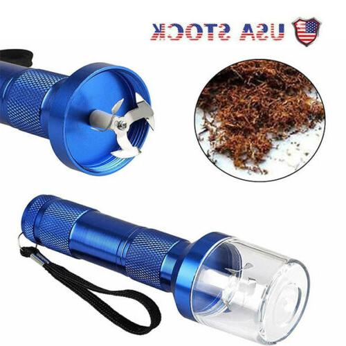 new electric aluminum metal grinder herb tobacco