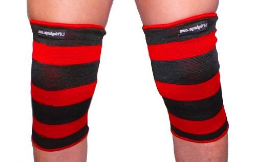 red crusher 2 ply knee