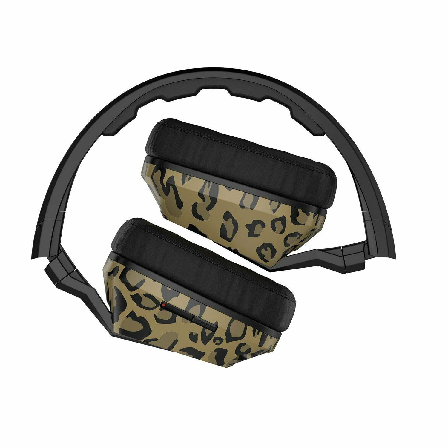 SkullCandy SGSCGY132 Crusher with Built-in Mic,