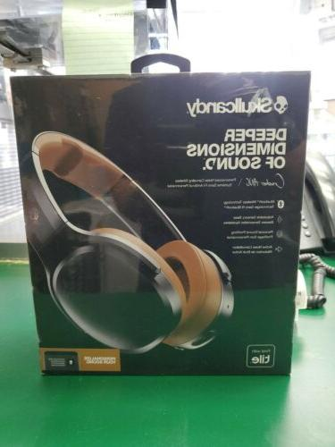 skull candy crusher anc wireless noise canceling