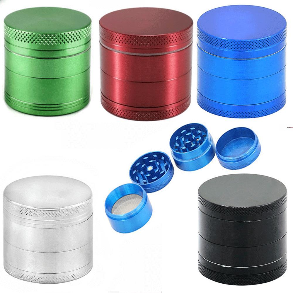 Tobacco Grinder Herb MINI Smoke Metal
