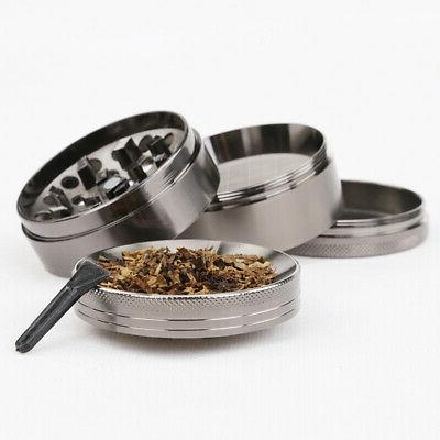Tobacco Herbal 4 Chromium Smoke Crusher