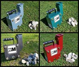 MIGHTY MILL portable mini rock crusher for gold prospecting,