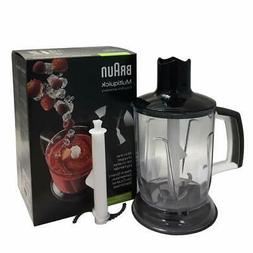 Braun MQ40 Multiquick Hand Blender Jug Blender and Ice Crush