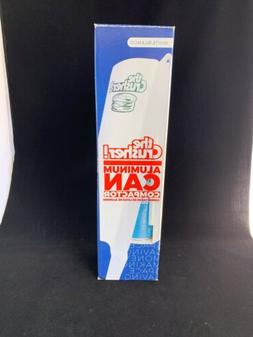new aluminum can compactor white new in