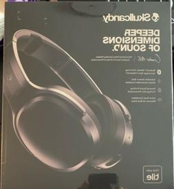 NEW SEALED Skullcandy Crusher ANC Over Ear Wireless Noice Ca