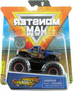 NIB Spin Master Monster Jam 1:64 Scale Truck Stone Crusher 2
