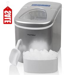 Nugget Ice Maker Portable Cube Machine Compact Counter Top R