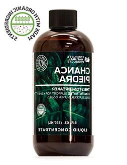 Organic Chanca Piedra Concentrate & Extract 8oz - Phyllanthu