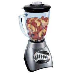 Oster 12 Speed Blender Kitchen Stainless Steel Blade Ice Cru