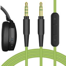 QuickFit Cable Replacement Audio Cord with Volume Control Mi